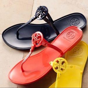 Tory Burch Jelly Thong Sandal